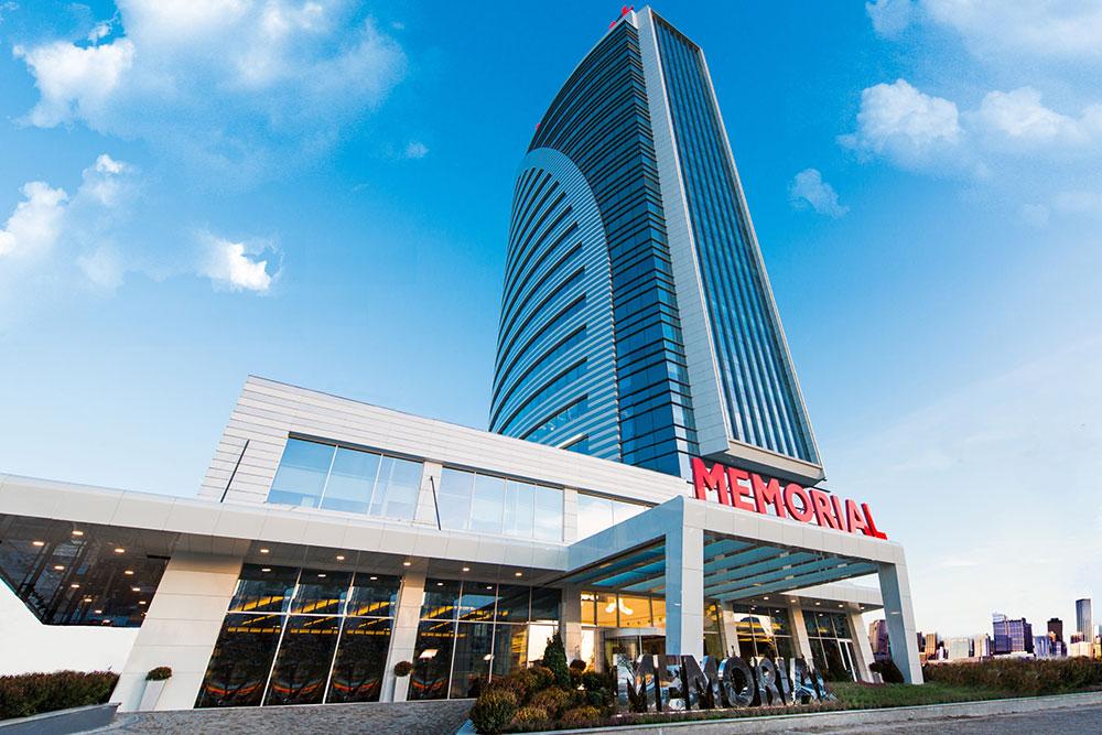 Memorial Ankara Hastanesi